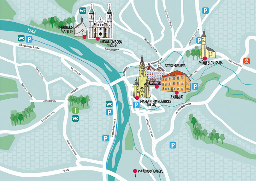 stadtplan_illustration_bad_Toelz_kreativ
